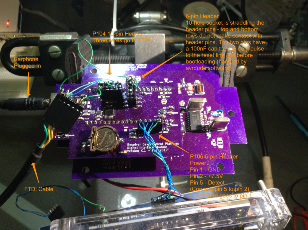 Board Programming & X1 Build-out – Open ARDF
